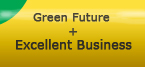 Green future - excellent business