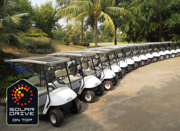 SolarDrive Hainan Moonbay Golf Club 1