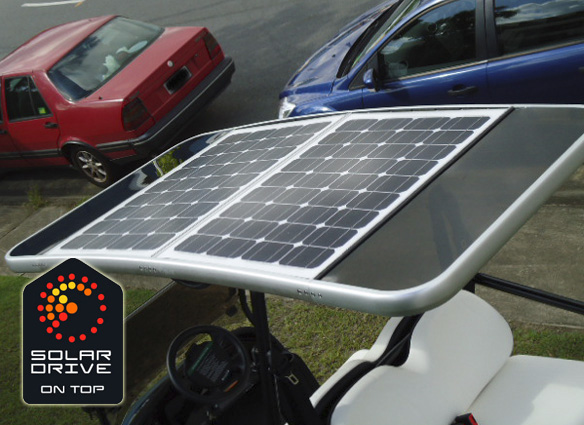 SolarDrive S2E with Sun Shades