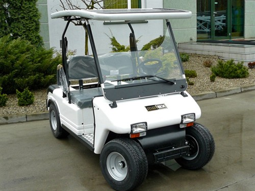 Melex installs the first SolarDrive Unit at their Factory in Poland on case golf cart, coleman golf cart, kohler golf cart, ez-go golf cart, custom golf cart, international golf cart, ferrari golf cart, solorider golf cart, michigan state golf cart, antique looking golf cart, mg golf cart, crosley golf cart, westinghouse golf cart, harley davidson golf cart, homemade golf cart, otis golf cart, onan golf cart, komatsu golf cart, taylor-dunn golf cart, hummer golf cart,