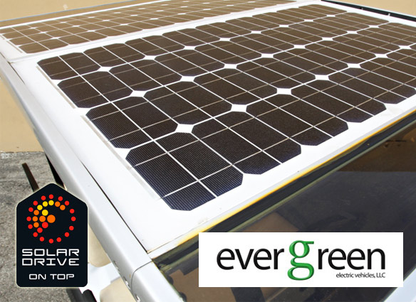 Solardrive Evergreen Electric Vehicles 1