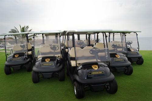 Lopesan Meloneras Golf Club - SolarDrive